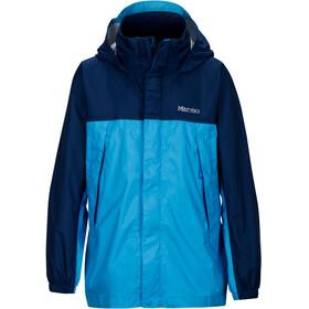 Marmot Kids PreCip Jacket Mykonos Blue/Arctic Navy